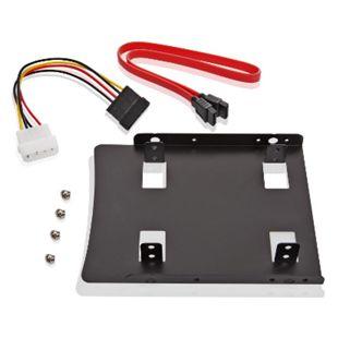 Poppstar Einbau-Kit für interne SSD / HDD inkl. Einbaurahmen für 2,5 Zoll - Bild 1