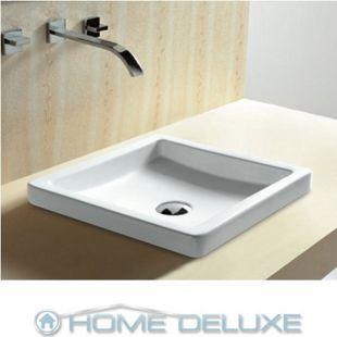 Home Deluxe V8 Ibiza Design Waschbecken - Bild 1