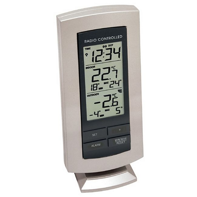 TechnoLine WS 9140-IT - Wetterstation - Bild 1