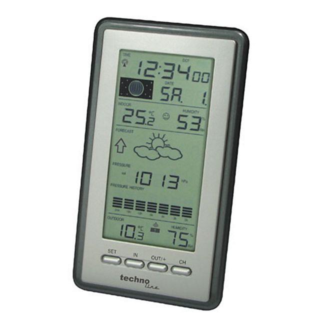 TechnoLine WS 9040 IT - Wetterstation - Bild 1
