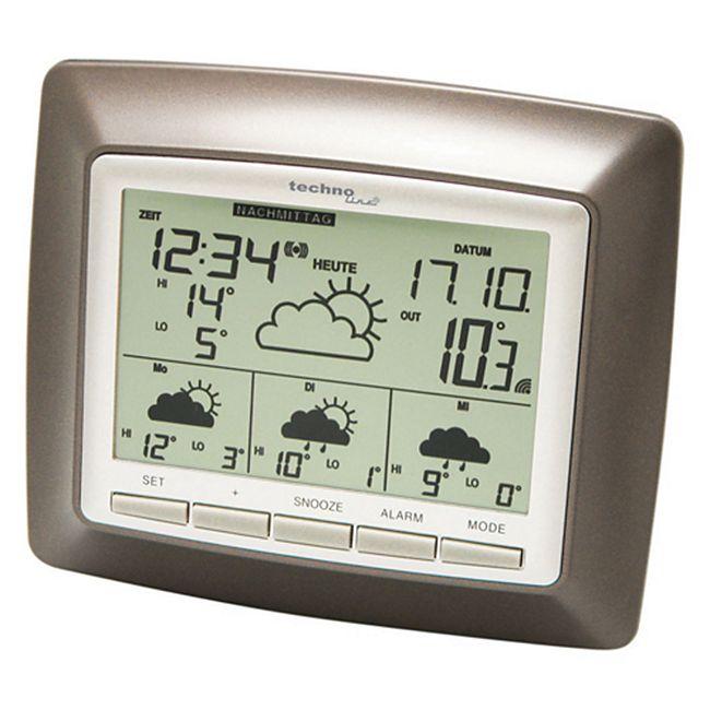 TechnoLine WD 4008 - WetterDirekt Station - Bild 1