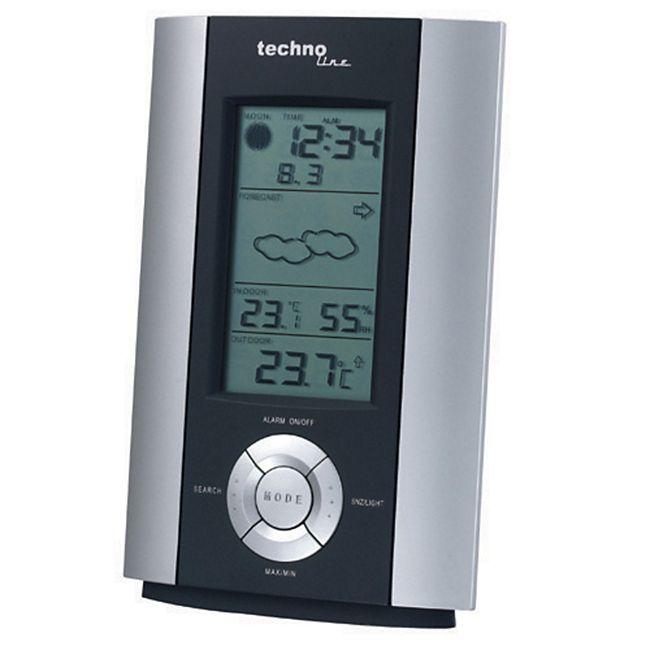 TechnoLine WS 6710 - Wetterstation - Bild 1