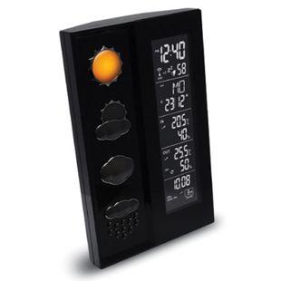TechnoLine WS 6650 - Wetterstation mit 3D Wettersymbolen - Bild 1