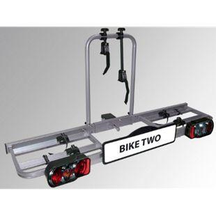 Eufab BIKE TWO Fahrradheckträger für Anhängekupplung - Bild 1