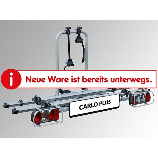 Eufab Fahrradheckträger CARLO PLUS für Anhängerkupplung - Bild 1