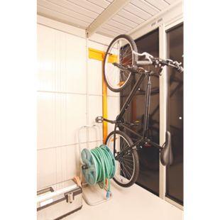 Wolff COMFORT LINE Fahrradhalter groß für Gerätehäuser - Bild 1