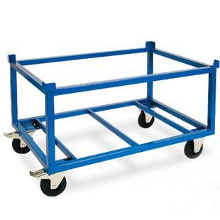 BRB-Lagertechnik Rollwagen Tragkraft 1000 kg - Bild 1