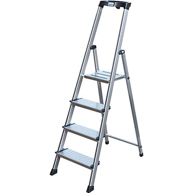 """Krause """"Sepuro"""" Stufen-Stehleiter, 4 Stufen - Bild 1"""
