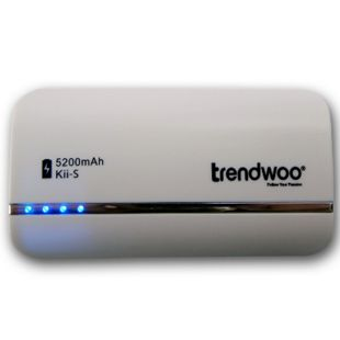 Trendwoo Kii-S 5200 mAh Powerbank - Bild 1