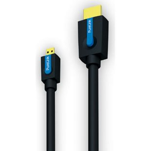 PureLink CS1200-030 High Speed Micro HDMI/HDMI Kabel - Bild 1