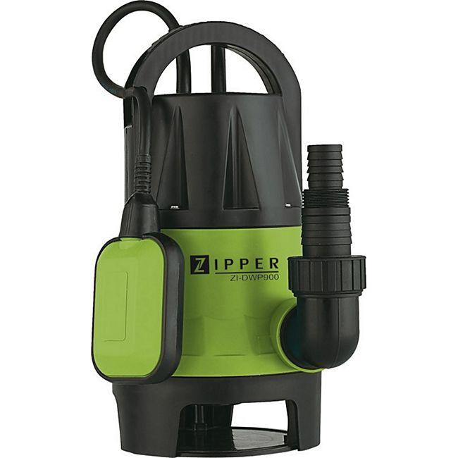 Zipper ZI-DWP900 Schmutzwasser-Pumpe - Bild 1