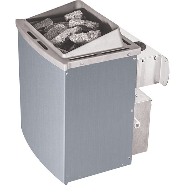 Karibu 9 kW Saunaofen mit integr. Steuerung - Bild 1