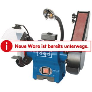 Scheppach bgs700 Kombinationsschleifmaschine - Bild 1