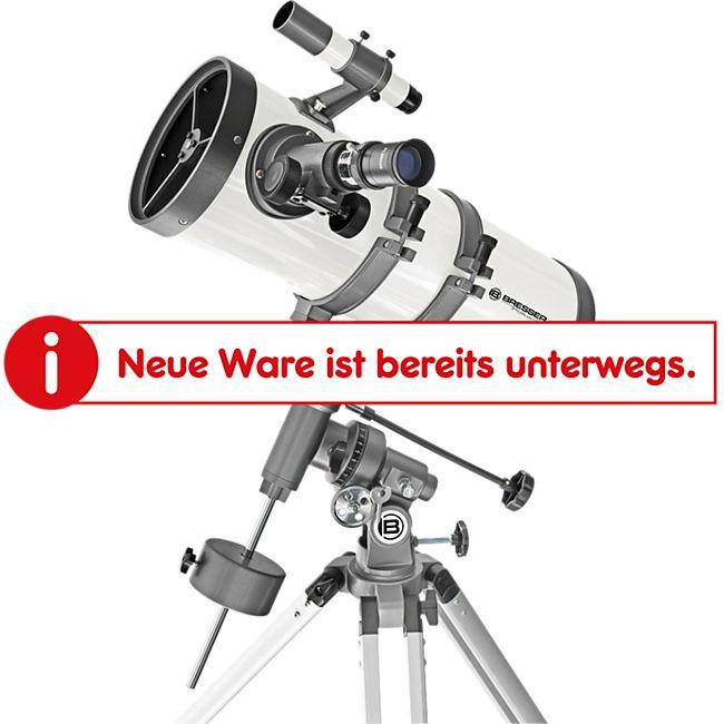 Bresser Pollux 150/1400 EQ- Spiegelteleskop - Bild 1