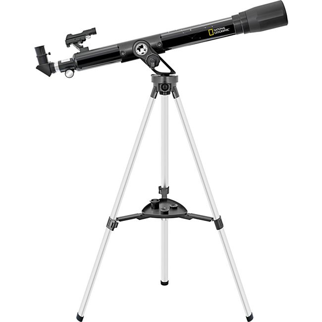 National Geographic 60/800 Refraktor Teleskop AZ - Bild 1