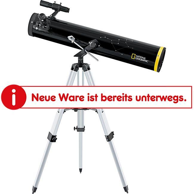 National Geographic 114/900 Reflektor Teleskop AZ - Bild 1