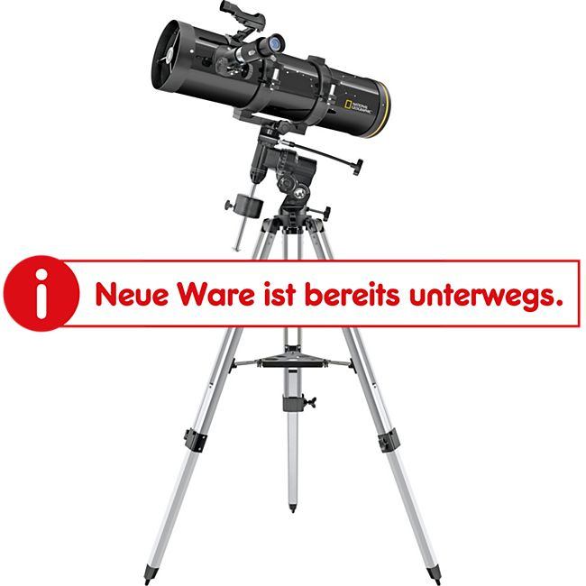 National Geographic Newton Teleskop 130/650 Sph. - Bild 1
