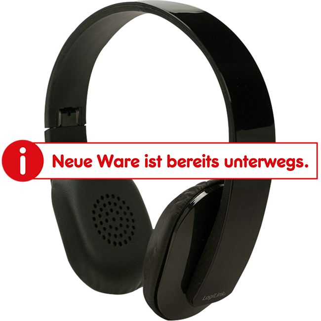 LogiLink BT0030 Bluetooth Stereo Headset mit Mikrofon - Bild 1