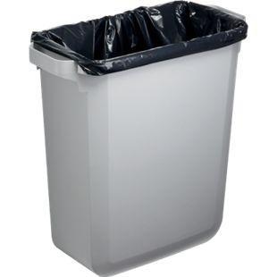 Abfallbehälter DURABIN 60 Liter, grau - Bild 1