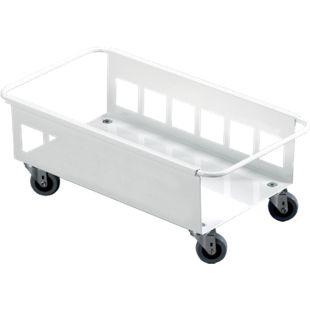 Fahrwagen für DURABIN 60 Liter, weiß - Bild 1