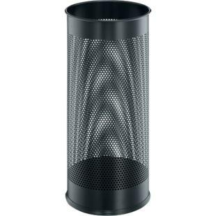 Schirmständer Metall, schwarz - Bild 1