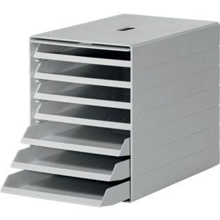 Durable Schubladenbox IDEALBOX PLUS - grau - Bild 1