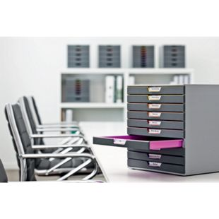 Durable Schubladenbox VARICOLOR 10 - Bild 1