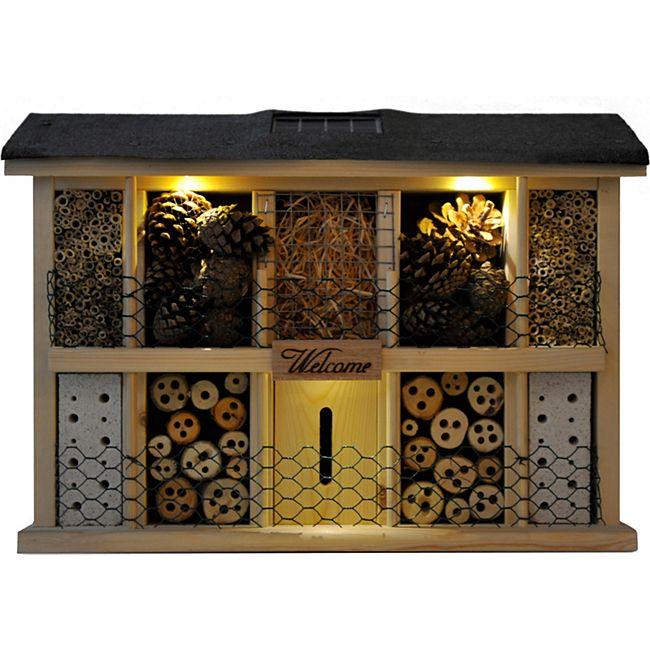 "Dobar Solar-Insektenhotel ""Landsonne"" - Bild 1"
