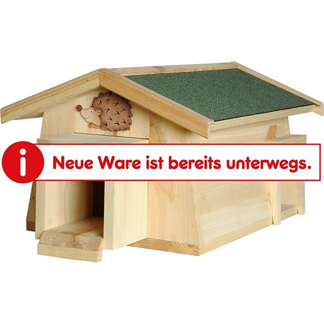 """dobar Igelhaus """"Mecki"""" zwei Eingänge+Schleuse - Bild 1"""