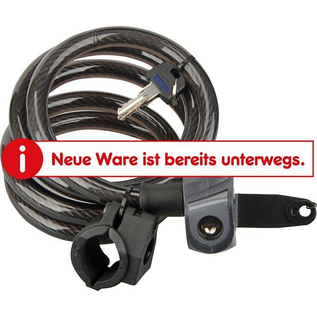 ABUS Spiralkabelschloss 670/180-15 LL URB - Bild 1
