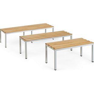 Protaurus freistehende Sitzbank ECO Serie 90 cm - Bild 1