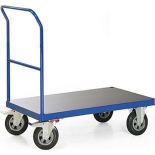Protaurus TAUROFLEX Plattformwagen 400 kg mit Schiebebügel - Bild 1
