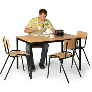 Protaurus TAUROTRADE Tisch-Stuhl-Kombination - Bild 1