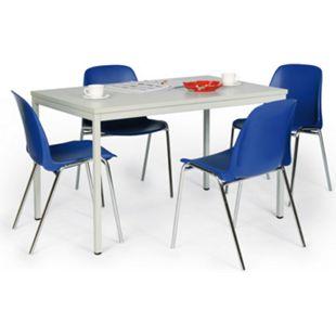 Protaurus Tisch-Stuhl-Kombination, Tisch 120 x 80 cm - Bild 1