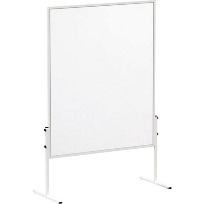 MAUL Moderationstafel MAULsolid - Papierbeschichtung weiß - Bild 1