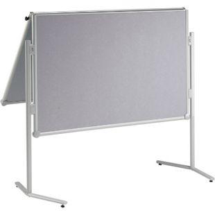 MAUL Moderationstafel MAULpro, klappbar - Glasfaser grau - Bild 1