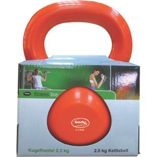 Kugelhantel/ Kettlebell 2,5 kg - Bild 1