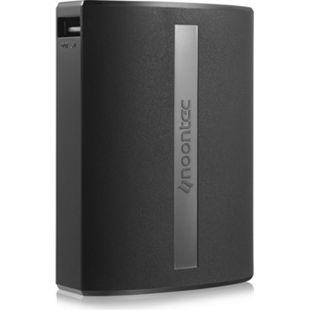 Noontec Giant Mini Power Bank Ladegerät 10000 mAh - schwarz - Bild 1
