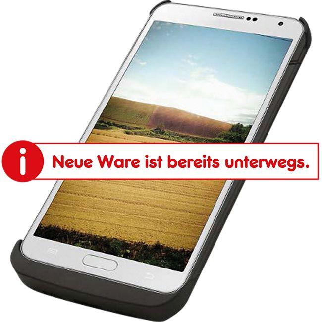 LogiLink PA0081 Schutzhülle für Samsung Galaxy Note 3 mit integriertem 4200 mAh Akku - Bild 1