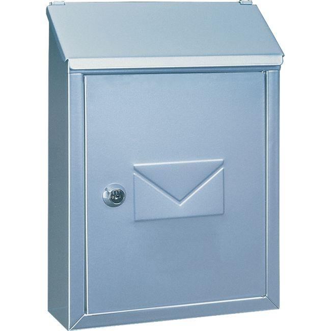 Rottner Udine Briefkasten silber - Bild 1