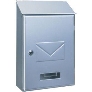 Rottner Pisa Briefkasten silber - Bild 1