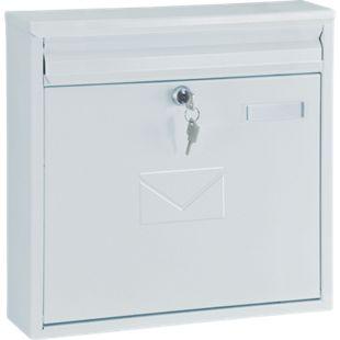 Rottner Teramo Briefkasten weiß - Bild 1