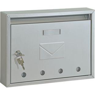 Rottner Imola Briefkasten silber - Bild 1