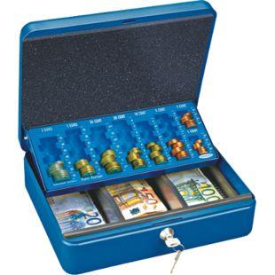 Rottner Wien Geldkassette blau - Bild 1