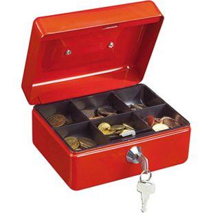 Rottner Traun 1 Geldkassette rot - Bild 1