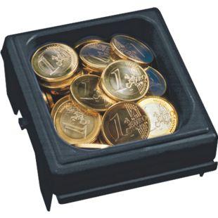 Rottner Cash Notes Geldzählbrett mit 1 Münzgeldfach schwarz - Bild 1