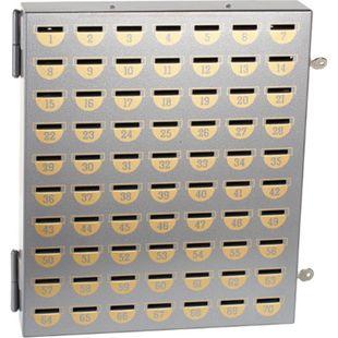 Rottner Sparvereinsschrank 70 Fächer ohne Nummern - Bild 1