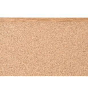 magnetoplan Kork-Pintafel mit MDF-Rahmen - 1000 x 600 mm - Bild 1