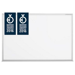 magnetoplan Design-Whiteboard CC - 600 x 450 mm - Bild 1