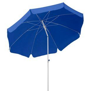 Schneider Sonnenschirm Ibiza blau, 240 Ø - Bild 1